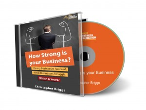 How Strong Is Your Business Audio Book