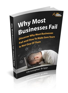 why most businesses fail - ebook - your business foundation